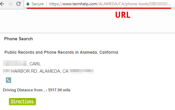 How to remove records from TennHelp.com