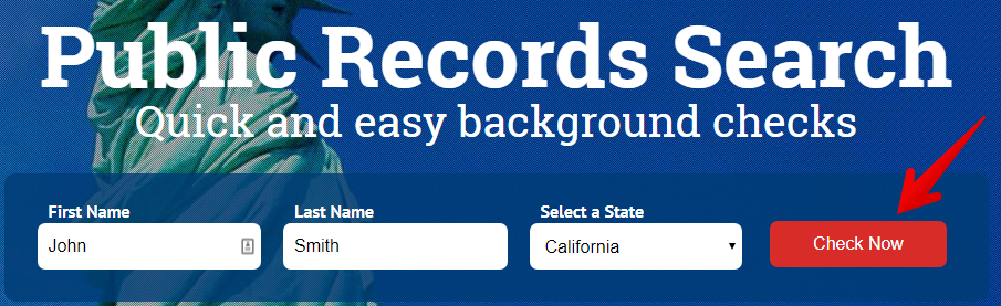 How to remove records from publicdatacheck.com
