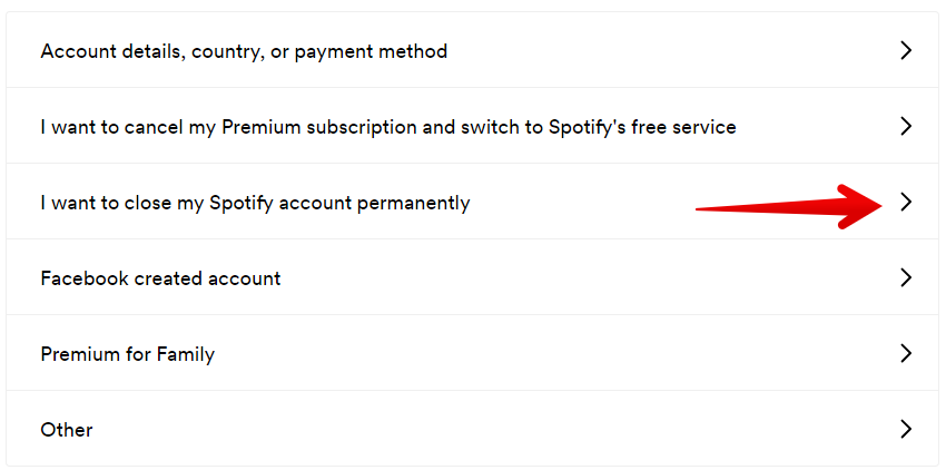 Delete Spotify Account >> How To Remove Personal Information From Spotify Com