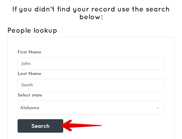 how to remove records from mashpanel.com